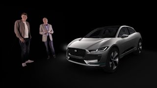 Download Jaguar I-Pace Concept Virtual Reality Press Conference Video