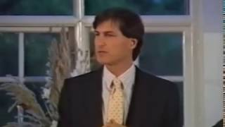 Download Steve Jobs at Lund University in Sweden, 1985 Video