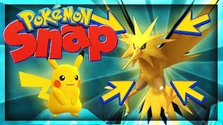 Download FINDING THE LEGENDARY ZAPDOS! (Pokemon Snap) Video