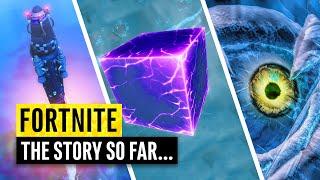 Download Fortnite | The Story So Far... All Live Events and Cinematics (Season 3 – Season 9) Video