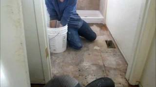 Download How To Install Ceramic Tile Part 1: Subfloor Prep & Cement Board Installation Video