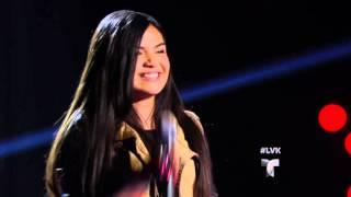Download ¡Wow! Alejandra regresa y canta 'Hello' | Audiciones | La Voz Kids 2016 Video