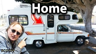 Download What It's Like Living in a Toyota Motorhome RV and Why They Stopped Making Them Video