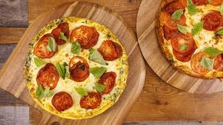 Download Ricotta Fritatta Pizza Video