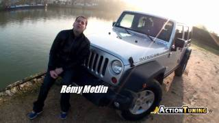 Download Essai Jeep Wrangler Rubicon par Action-Tuning Video