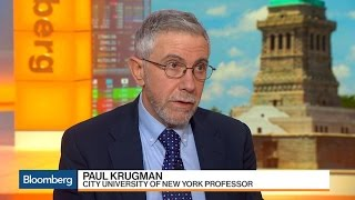 Download Nobel Economist Paul Krugman on Dodd-Frank, Fed Rates Video