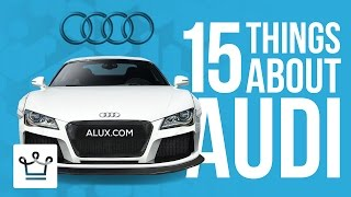 Download 15 Things You Didn't Know About AUDI Video