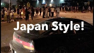 Download Street Drifting With 100+ Spectators Watching! Video