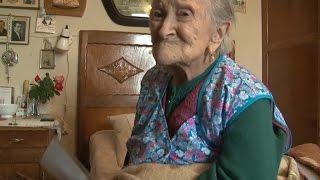 Download La doyenne du monde, l'italienne Emma Morano, est âgée de 116 ans Video