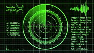 Download Motion Graphics - Radar Display Screen | VideoHive Video