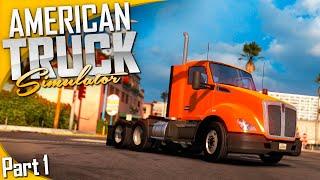 Download American Truck Simulator   Part 1 Video