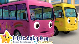 Download Wheels on The Bus Song | Nursery Rhymes and Kids Songs | Baby Songs | Little Baby Bum Video