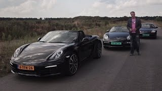 Download Porsche Boxster: three generations Video