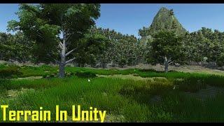 Download Making A Terrain In Unity - Beginners Tutorial -HD Video