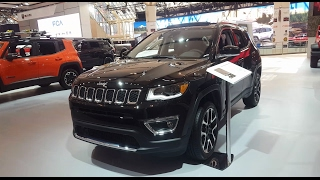 Download 2018 Jeep Compass Review - Walkaround, Features & Specifications Video