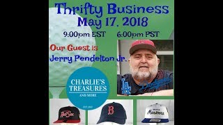 Download Thrifty Business Season 5 #22 Talking Ball Caps & Golf Clubs With Jerry Pendleton Video