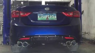 Download Hyundai Elantra air intake and exhaust system (DRIFT Xaust) Video