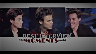 Download Harry Styles /BEST interview moments 2017/ part 4 Video