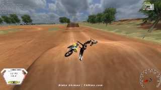 Download MX Simulator - Straight Mile Racing Video
