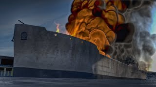 Download A city destroyed: The Halifax Explosion, 100 years later in 360-degrees Video