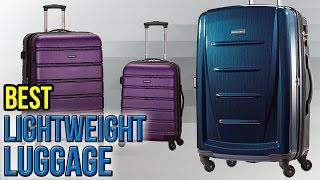 Download 10 Best Lightweight Luggage 2017 Video