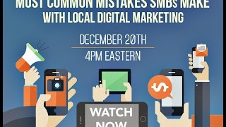 Download Most Common Mistakes Made in Digital Marketing Video