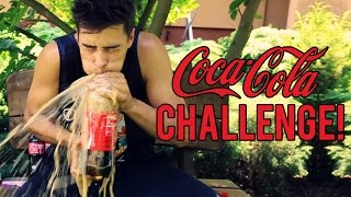 Download COCA-COLA CHALLENGE! #DAJCALUSA - Multi, Czułek, Skkf Video