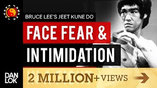 Download 3 Things You Must Do To Face Fear & Intimidation In A Fight Jeet Kune Do Video