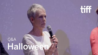 Download HALLOWEEN Cast and Crew Q&A [SPOILERS] | TIFF 2018 Video