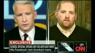 Download Anti-Gay Ranter vs. Anderson Cooper Part 1 Video