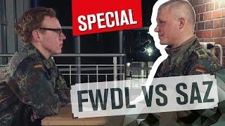 Download Freiwilliger Wehrdienst VS Soldat auf Zeit   SPECIAL Video