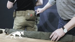 Download TT Warrior Belt LC | TASMANIAN TIGER - THE PROS IN ACTION Video