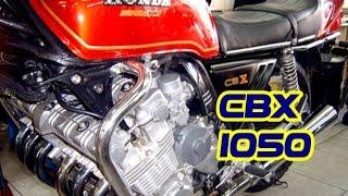 Download CBX 1050 6 CILINDROS - O RONCO MAIS ESPETACULAR DO MUNDO Video