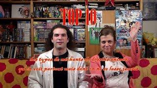 Download Top 10 n°7 - Les types de méchants - Ces dessins animés-là qui méritent qu'on s'en souvienne Video