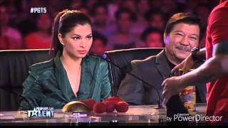 Download Pilipinas Got Talent and America's Got Talent Auditions - Geffrey Delos Reyes and Smoothini Video