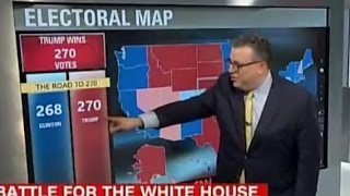 Download Finally CNN is Getting On Board, Trump can Win! ″Boom He Gets to 270 Electoral Votes″ Video