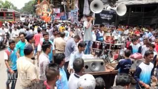 Download Trisharan Musical Beats at Laxmi Cottage cha Lambodar Aagman Sohala 2016 Video
