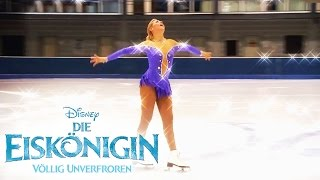 Download Die Eiskönigin - Eislaufen macht Spass! mit Tanja Szewczenko | Disney HD Video
