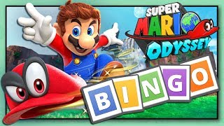 Download Super Mario Odyssey BINGO | A NEW Way Of Playing Mario Odyssey!! Video