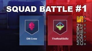 Download MC5 Squad Battle #1: DN vs TRS (The Real Skillz) Video
