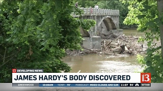 Download Body of James Hardy found Video