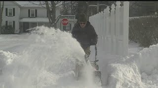 Download Digging out: Snow blowers can handle it, but you have to plan Video