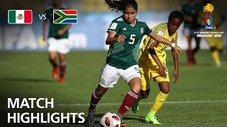 Download Mexico v South Africa - FIFA U-17 Women's World Cup 2018™ - Group B Video