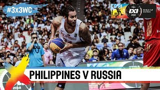 Download Philippines rout basketball powerhouse Russia | Full Game | FIBA 3x3 World Cup 2018 Video
