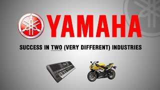 Download Yamaha - Success in Two (Very Different) Industries Video