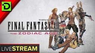 Download Final Fantasy XII: The Zodiac Age - Live Stream Video
