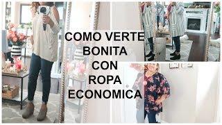 Download ROPA ECONÓMICA PARA GORDITAS Y FLAQUITAS - INVITADA ESPECIAL MI HERMANA Video