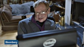 Download Stephen Hawking's Voice and the Machine That Powers It Video