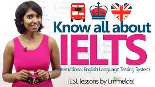 Download Know all about IELTS ( Reading Listening Writing & Speaking) Free English lessons Video