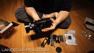 Download Sony HDR-CX900 HD Video camera - Unboxing & First Look - Part 1 Video